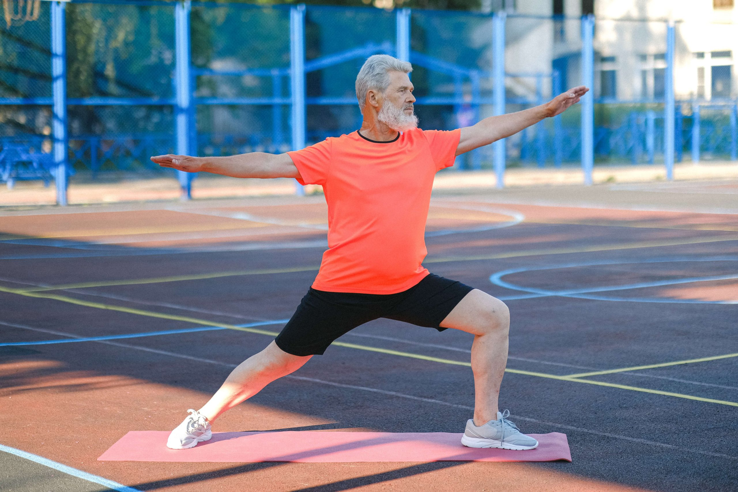 Two months of gentle yoga is enough to cut risk of falls in elderly